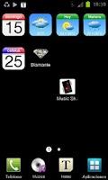Screenshot of Music Shaker