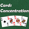 Cards Concentration icon