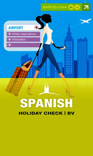 玩教育App|SPANISH Holiday Check | BV免費|APP試玩