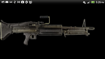 Screenshot of Gunshot - M60