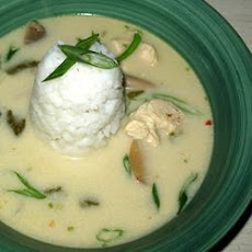 Thai Chicken Tom Ka Gai