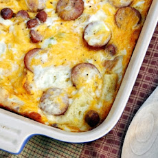 Low Fat Breakfast Casserole