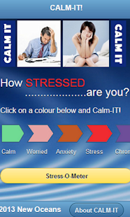 Calm-IT Stress Relief - screenshot