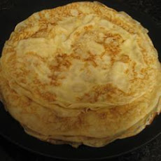 Beer Pancake Batter