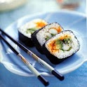 Sushi at home icon