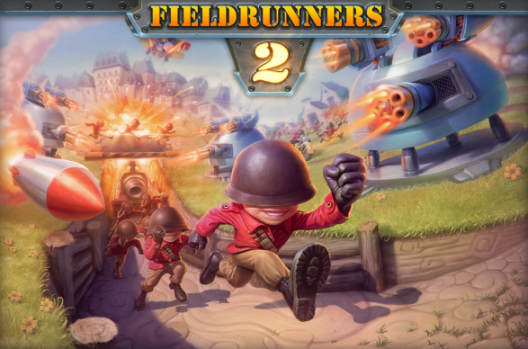 Fieldrunners 2 arrives on Android next week