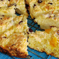 Orange-Cranberry Scones