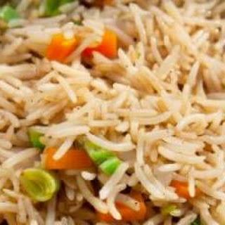 Basmati Pulao Rice Recipes