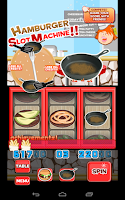 Screenshot of Hamburger Slotmachine Free