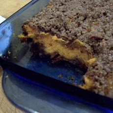 2bleu's Pumpkin Ginger Crumble