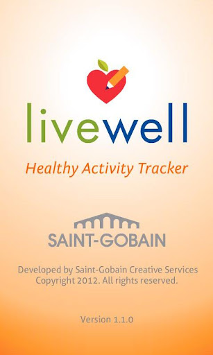 LiveWell Mobile App