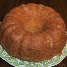 No Fail Sour Cream Pound Cake