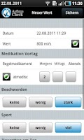 Screenshot of AsthmaCheck