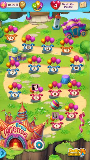 Balloon Squash - screenshot