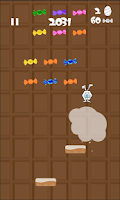 Screenshot of Tiny Easter Jump