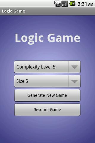 【免費娛樂App】Logic Game-APP點子