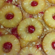 Hawaiian Pineapple Upside Down Cake