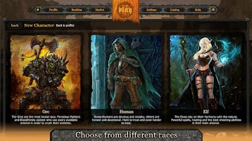 Screenshot of Eldhelm - Free Online CCG/RPG