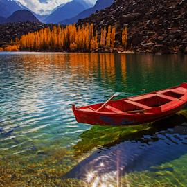 Stillness by Asmar Hussain - Landscapes Mountains & Hills
