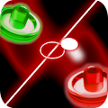 Download Glow Air Hockey Plus APK
