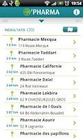 Screenshot of O'Pharma