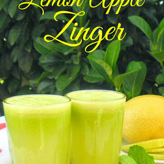 Zinger Recipes