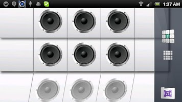 Screenshot of Multi Wall Speakers