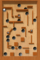 Screenshot of aTilt 3D Labyrinth Free