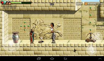 Screenshot of Babylonian Twins Platform Game