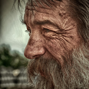 by Mladjan Pajkic - People Portraits of Men