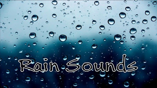 Free Rain Sounds - screenshot