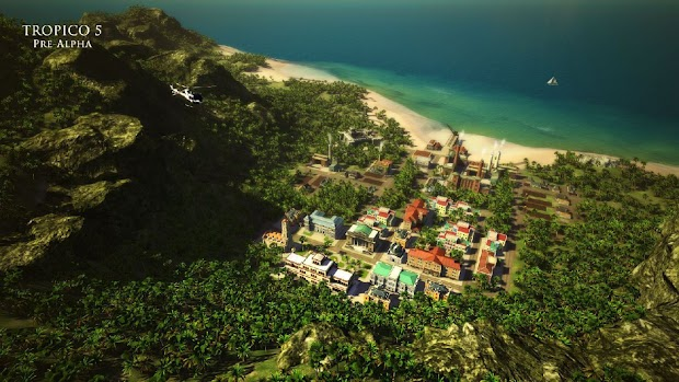 Tropico 5 gets a release date