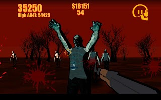Screenshot of Dead Grind Zombies