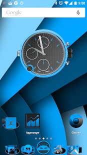 SteelBlue Icon Pack - screenshot