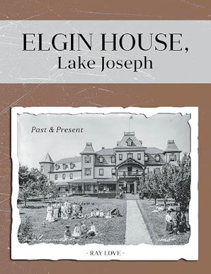 Elgin House, Lake Joseph cover