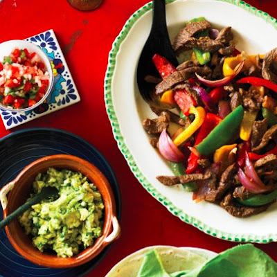 Try This Lamb Fajitas