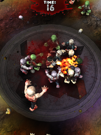 Zombies Dead in 20 - screenshot