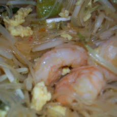 Paad Thai - Shrimp (Stir-Fried Thai Noodles)