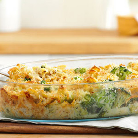 Broccoli Tuna Casserole