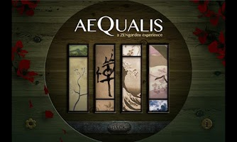 Screenshot of Aequalis: Zen Maths