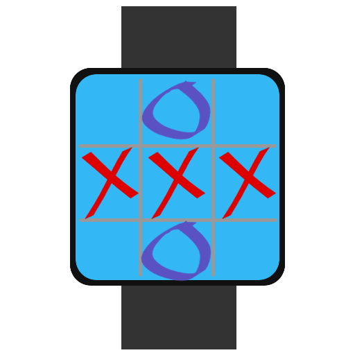 Tic Tac Toe - Android Wear