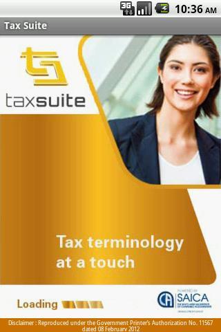 Tax Suite