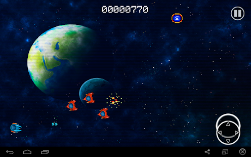 Ace Of Space - screenshot