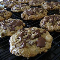 Oat-rageous Cookies