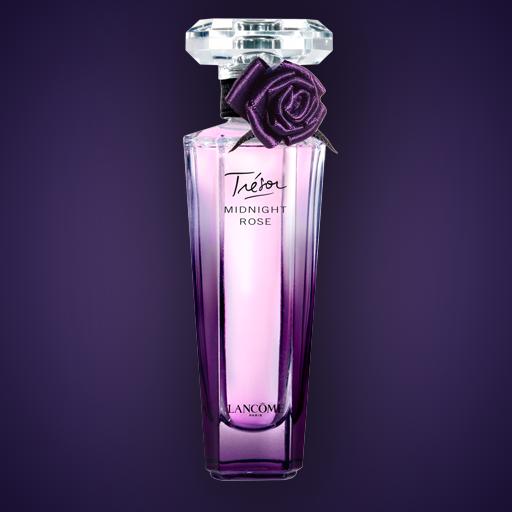 Lancôme - Trésor Midnight Rose LOGO-APP點子