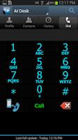 Screenshot of UNIVERGE MC550