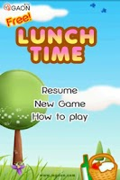 Screenshot of LunchTimeFree