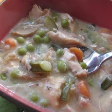 Rich (Lemony) Chicken Stew