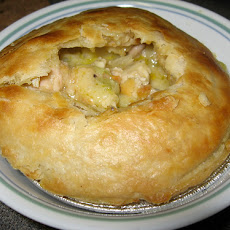 Bisteeya or Moroccan Chicken Pie