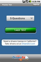 Screenshot of Drivers Ed Oregon